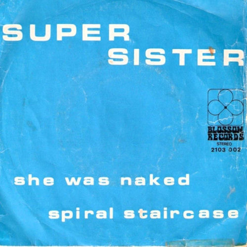 268 7 Supersister She was naked Bloosom