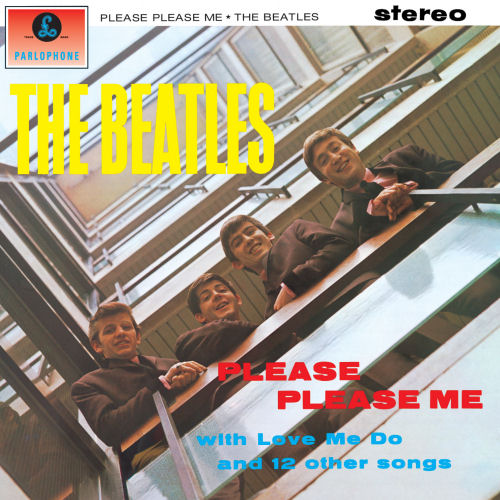 270 7 Please Please Me LP
