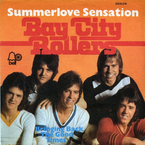 277 7 Bay City Rollers