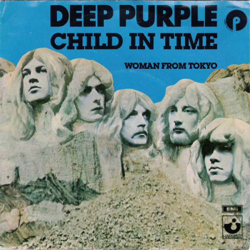 298 1 Deep Purple Child in time