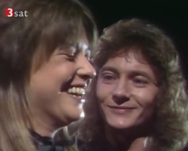 332 9 Chris Norman Smokie met Quatro op Duitse tv