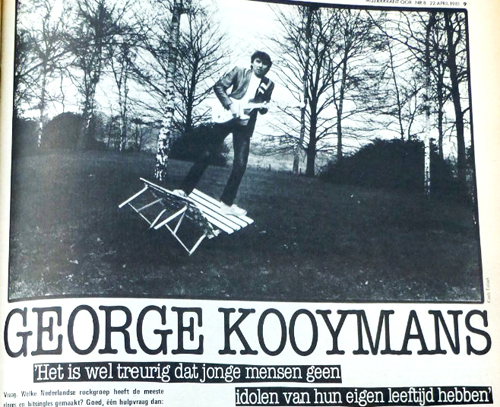 370 7 George Kooymans 22 april 1981
