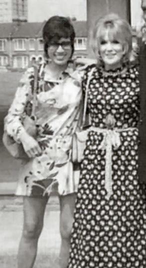 dusty springfield lesbian lovers