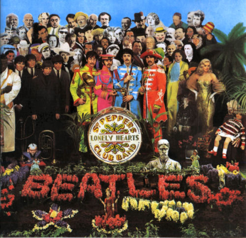 257 1 Beatles Sgt Pepper