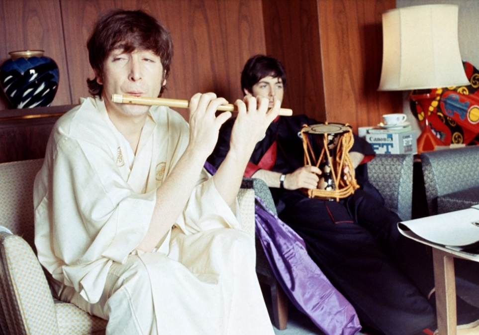 397 4 Lennon McCartney hotelkamer