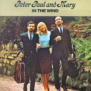 029-2 Peter Paul Mary in the wind