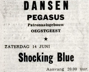 037-2 Shocking Blue 1969.06