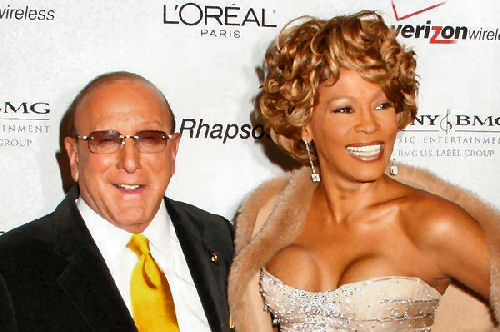 104 - Davis Clive, Whitney Houston