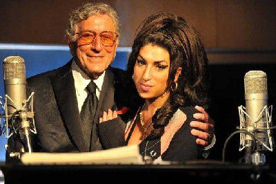 106.8 Amy Winehouse, Tony Bennett