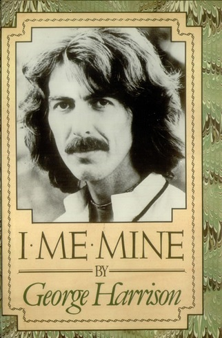 321 9 George Harrison boek