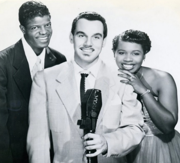 396 3 Mel Walker, Johnny Otis, Little Esther