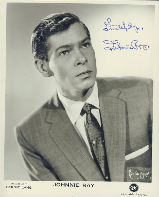 414 2 Johnnie Ray