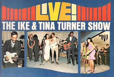 107.8 Ike & Tina Turner Show Warner album