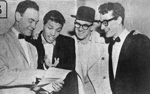 110.2 Freed, Williams, Ben DaCosta, Buddy Holly