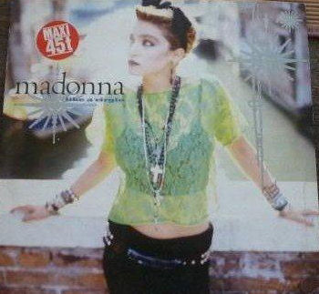 120 - 1 Madonna Like a virgin 12 inch
