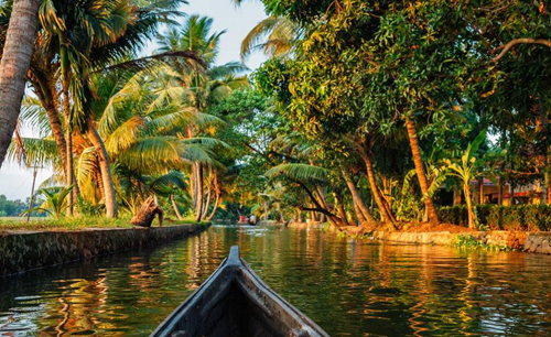 30 1 backwaters Kerala